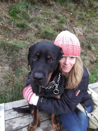 Beccy & Samson-A Dog's Approach-Malvern